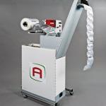 Verpackungsmaschine für Luftpolsterfolie