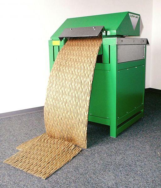 Cushion Pack Verpackungsmaschine für Polstermatten und Füllmaterial