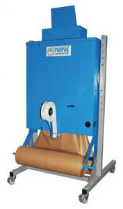 Bild von der Verpackungsmaschine PadPak Senior