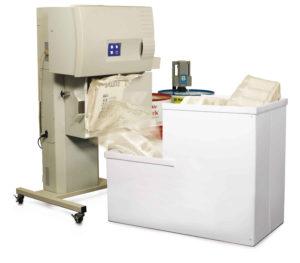 Verpackungsmaschine zur Herstellung von Polstermatten